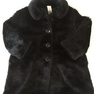 Other - Black Faux Fur Coat